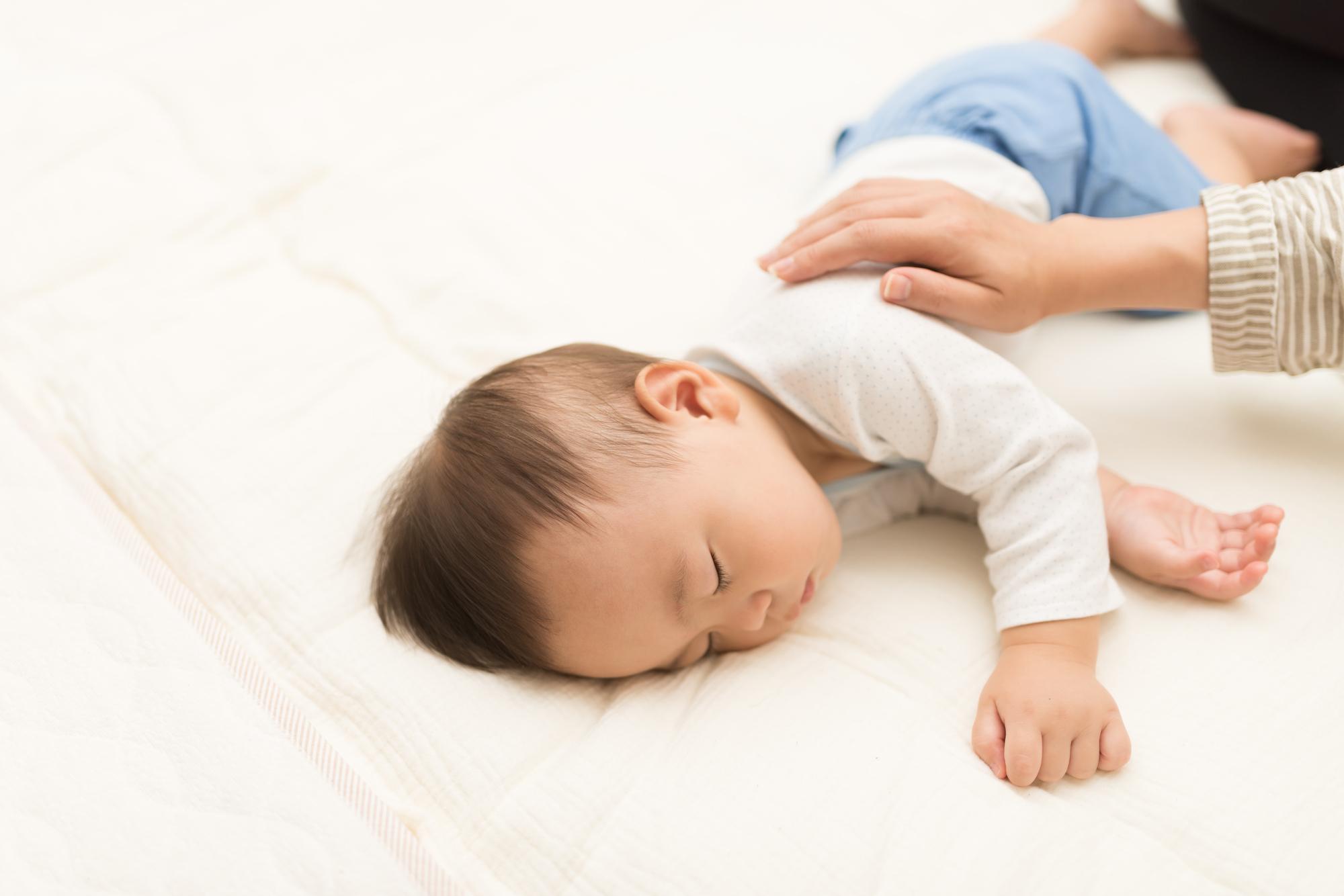 お昼寝保育の重要性とねらい