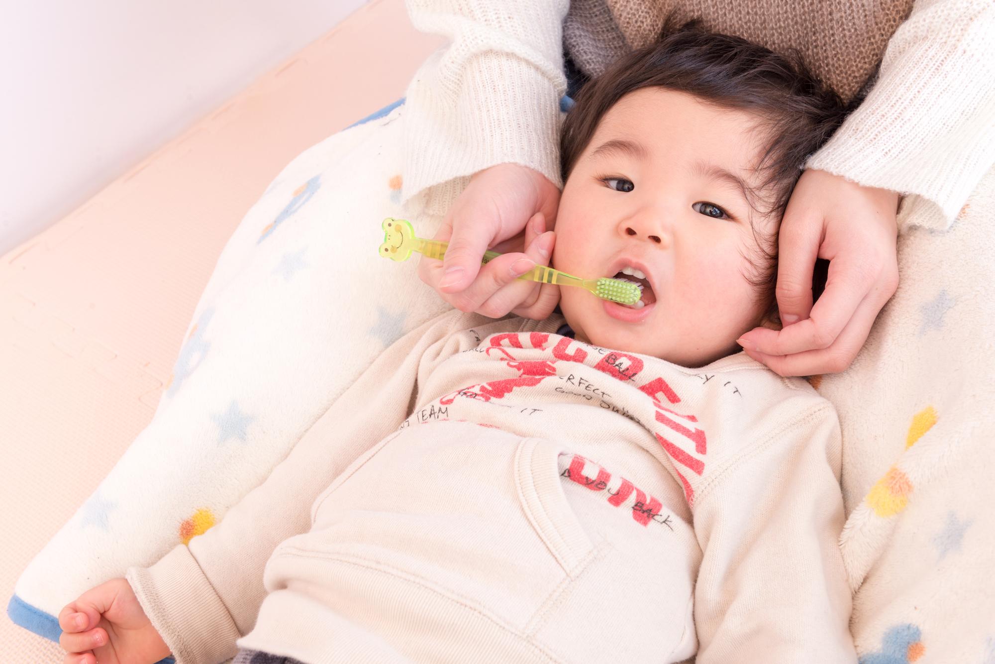 年齢に合わせた、歯磨き指導方法